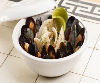 Mussels & Clams