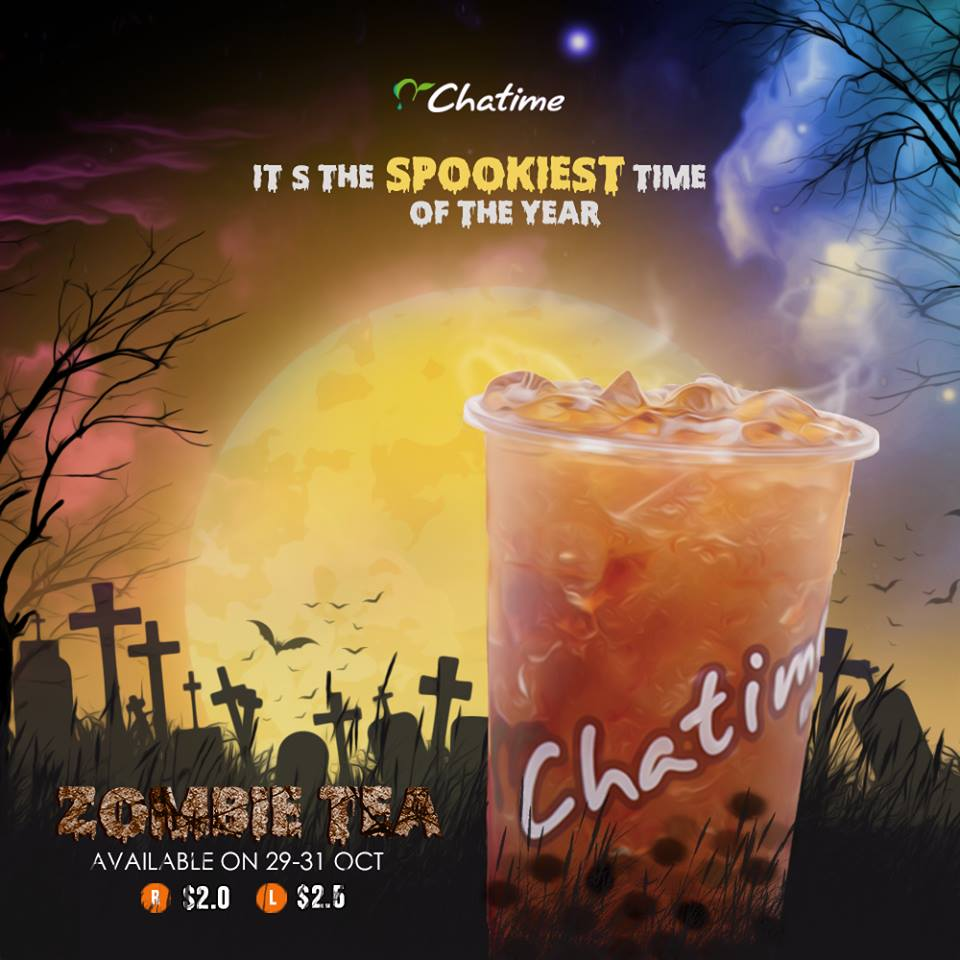 Jongnhams - Chatime - BKK in - Phnom Penh