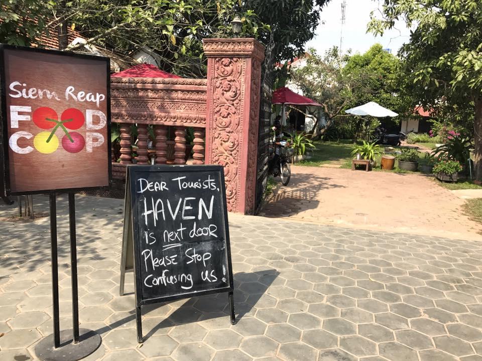 Jongnhams - The Siem Reap Food Co-op in - Phnom Penh